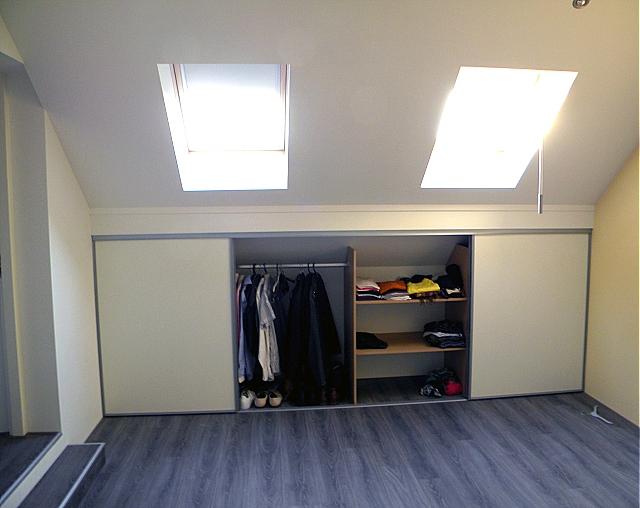 Onderhanden projecten - Verbouwing: Vliering garage verbouwd tot ...